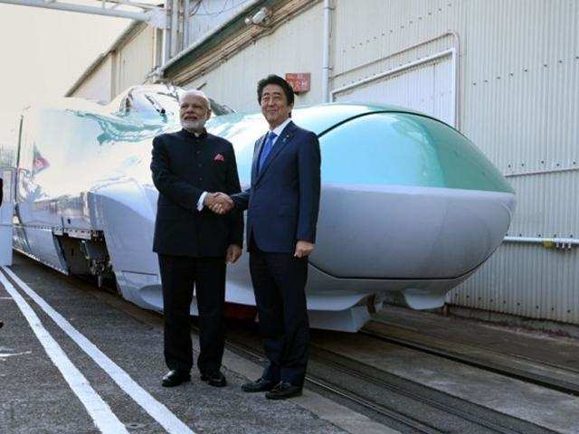 Big data and bullet train drive India-Japan strategic ties ahead