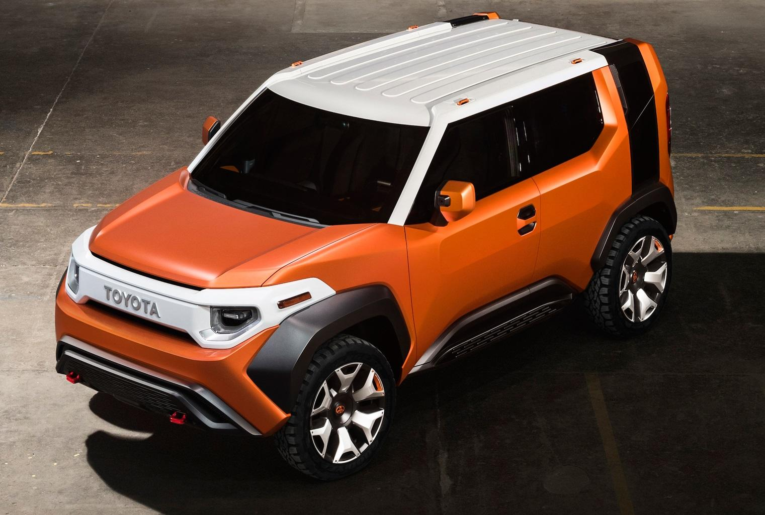 Toyota Toyota To Exhibit All Vehicle Lineup At North American - Orange beach car show 2018