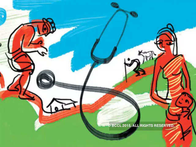 Govt needs to increase healthcare outlay in budget: Report