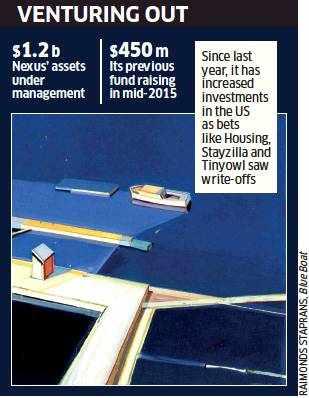 Nexus Venture Partners eye $350M-$400M in fifth fund