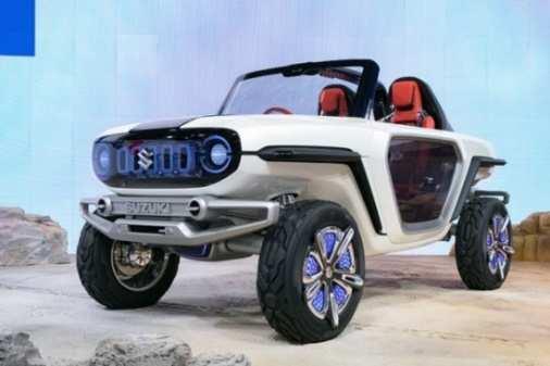 Maruti Suzuki Maruti Suzuki To Display A Record 18 Vehicles Its