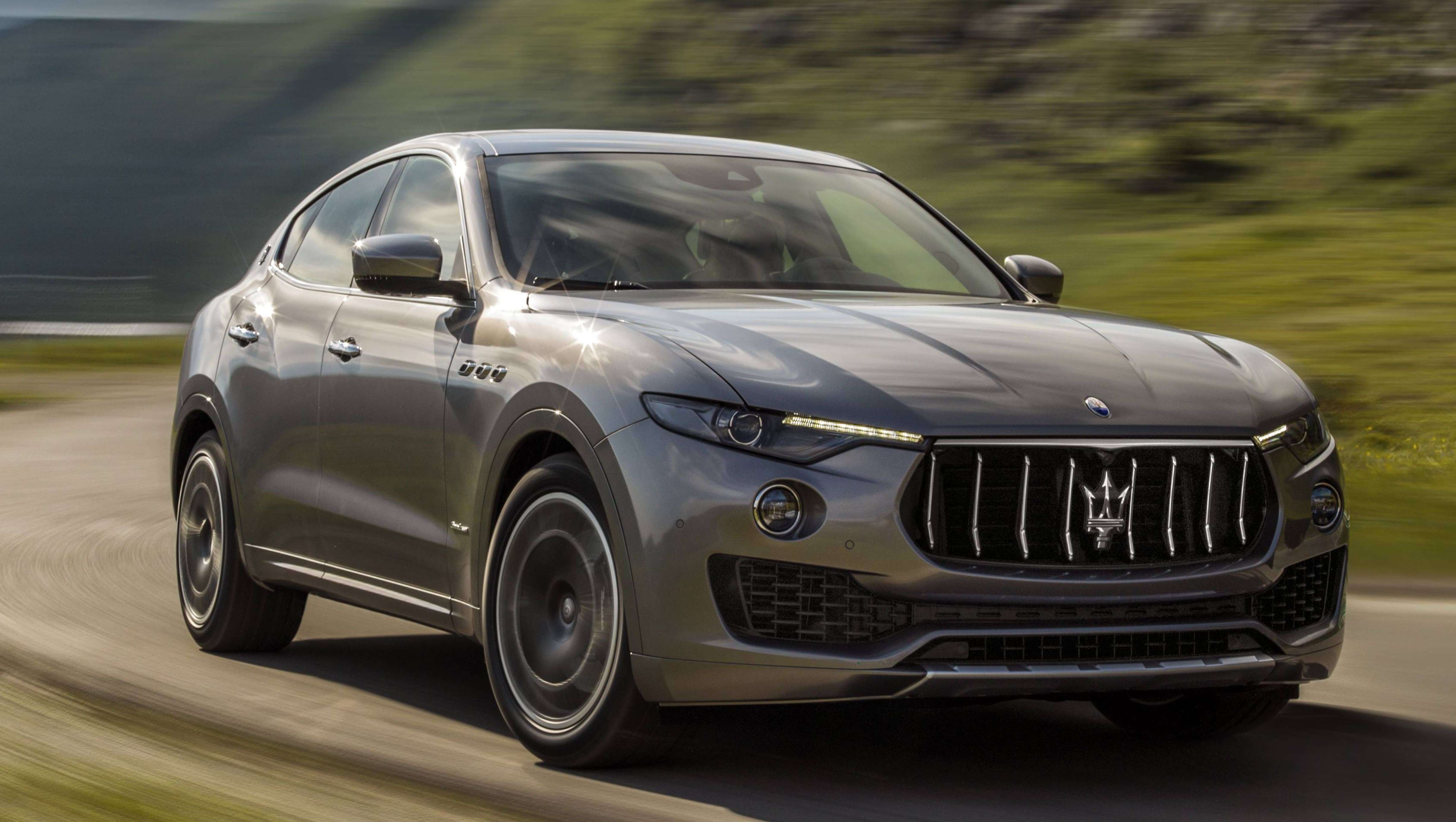 Maserati India Maserati Launches First Ever 2018 Levante Suv In