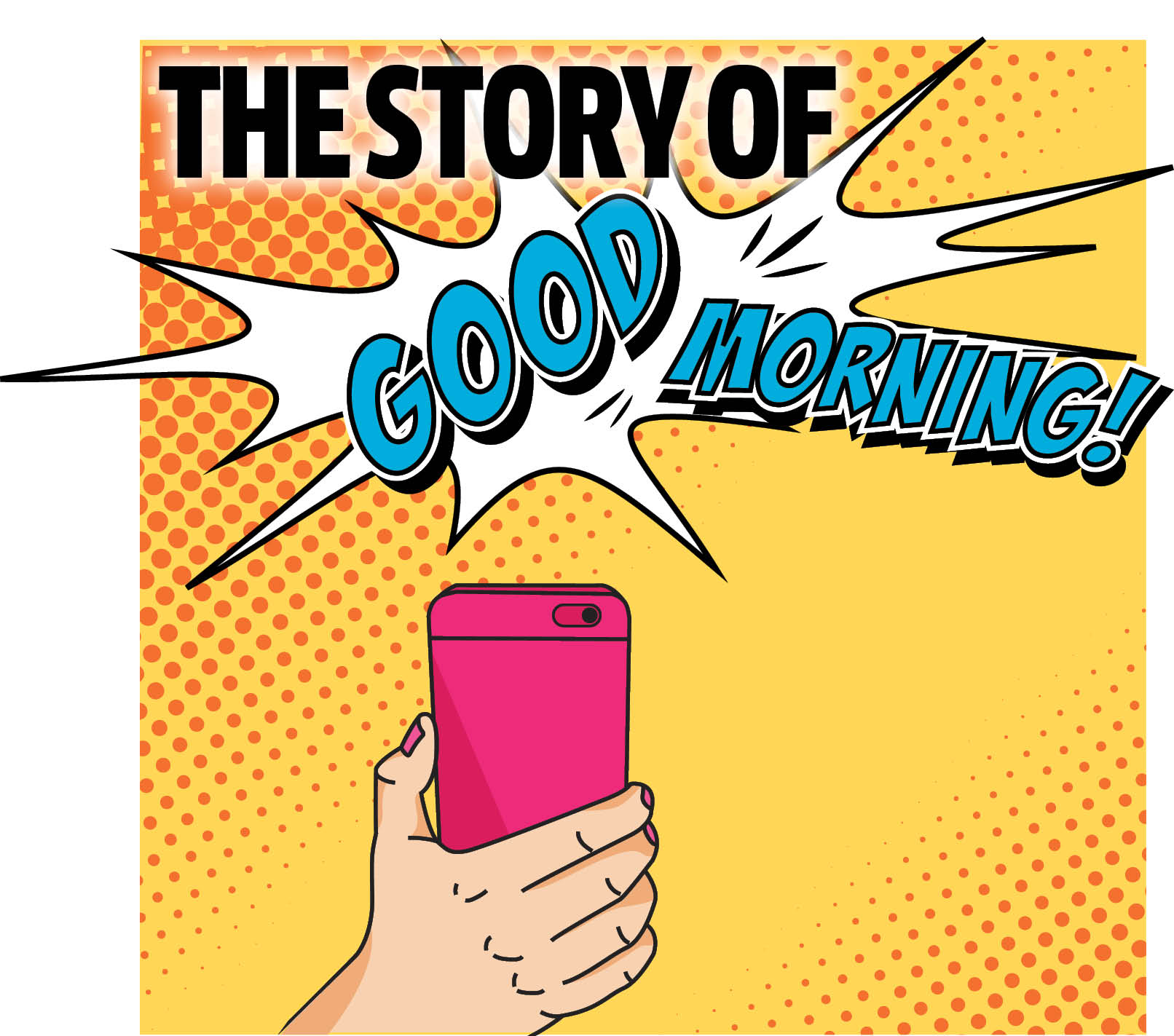 The Story Of Good Morning Marketing Advertising News Et