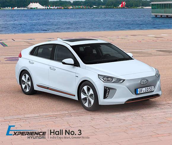 Hyundai Hyundai To Display 15 Car Models And Technologies At Auto