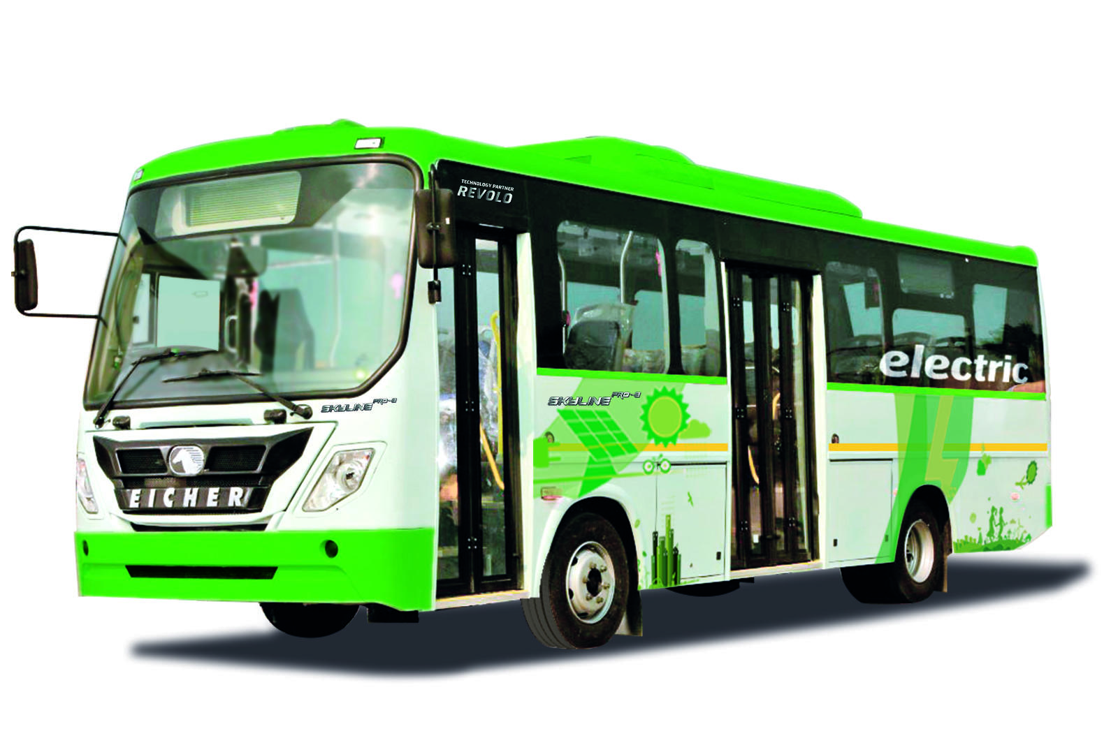 Eicher Trucks & Buses: Eicher Trucks & Buses introduces electric