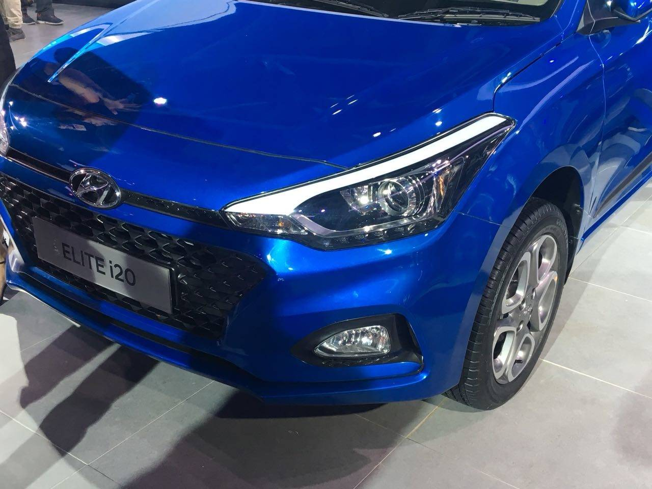 Hyundai Motor India Autoexpo2018 Hyundai Motor India To Launch 9