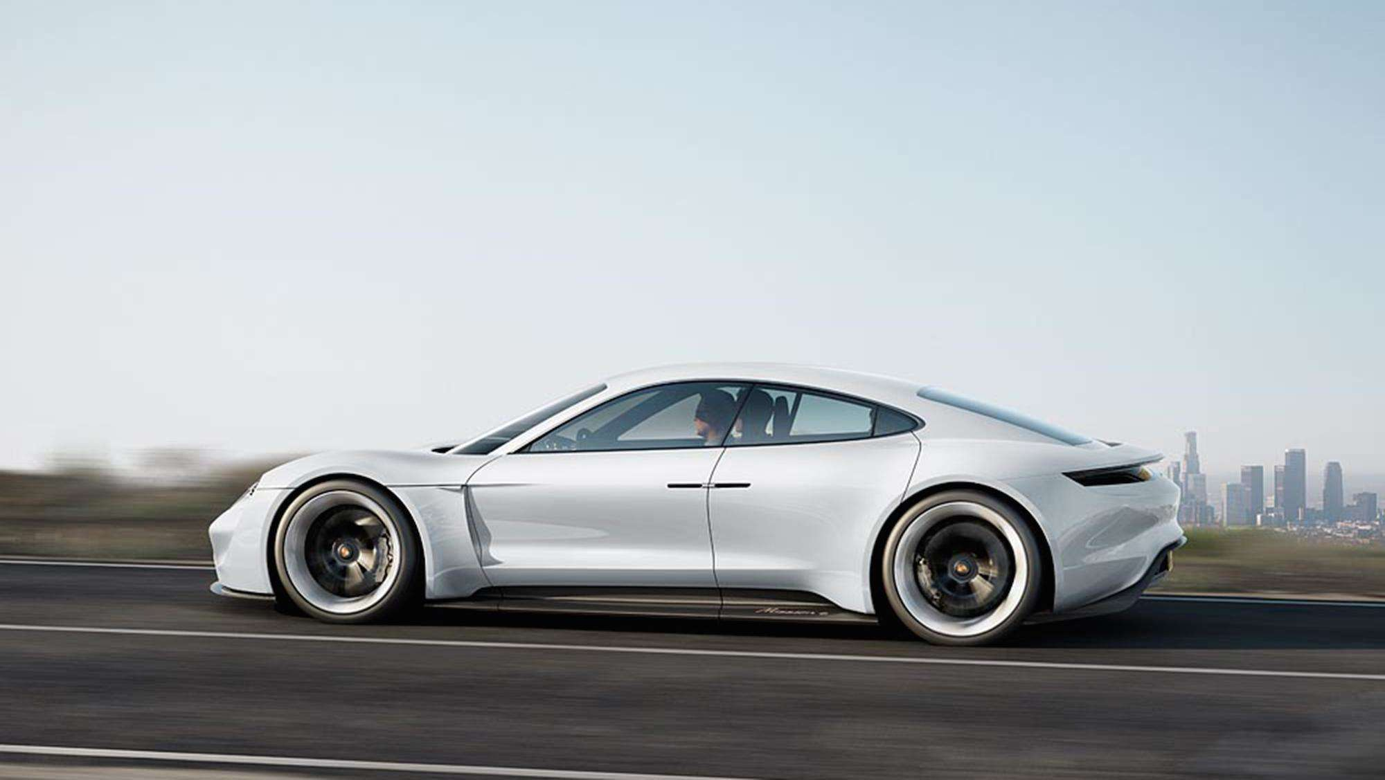 Porsche: Porsche mulls production hike for electric cars as diesel