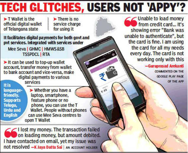 Digital wallet pinches pockets, officials blame gateway hurdle