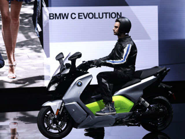 Bmw Motorrad Bmw Motorrad Sees India As Key Future Market Auto