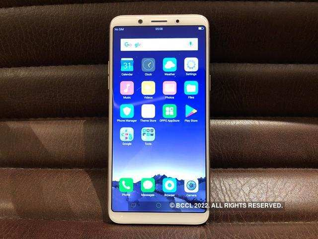 Oppo: Oppo A83: A selfie lovers' device for general usage