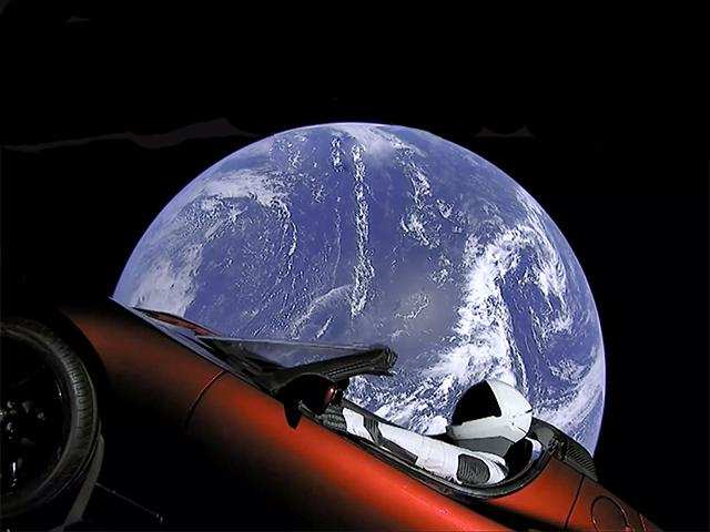 The Car Faces Considerable Speed Bumps Before Settling Into Its Intended Orbit Around Sun