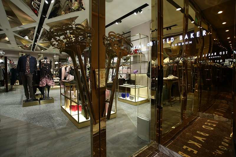 509aa1d07 Ted Baker  Ted Baker opens his first store in India in partnership ...