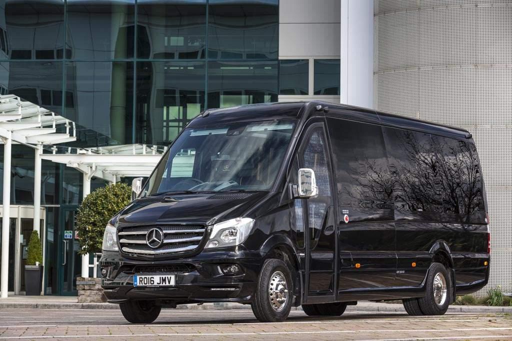 Mercedes Sprinter: Eco Rent a Car launches 4 luxurious Mercedes
