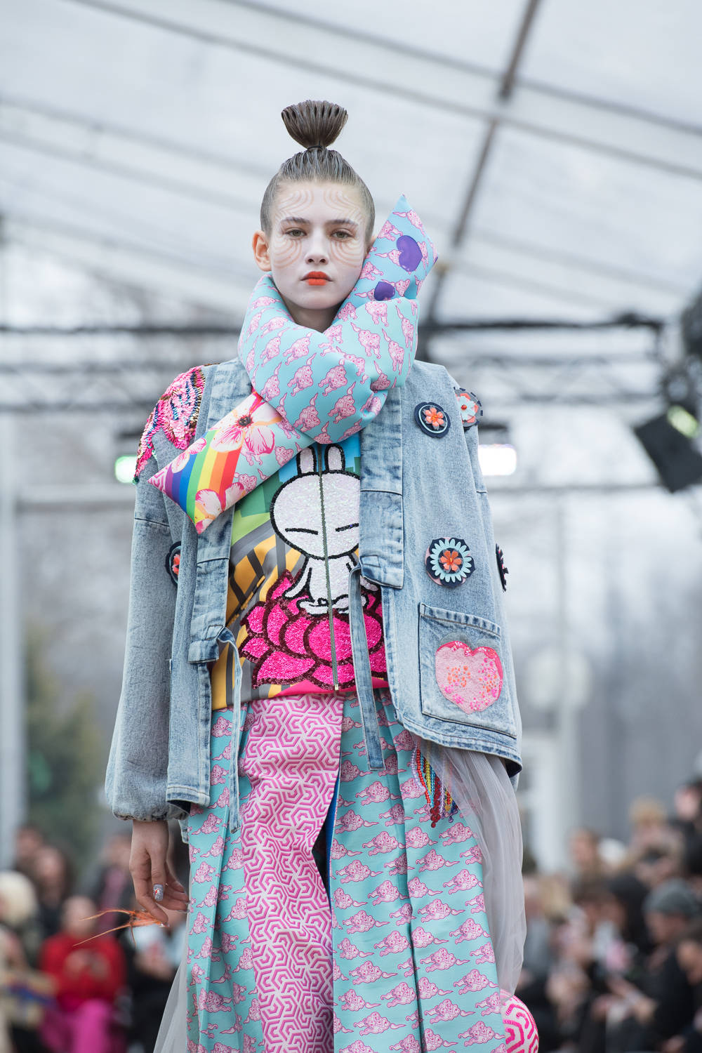 How Turner S Tuzki Teamed Up With Manish Arora To Take Paris Fashion Week By Storm Marketing Advertising News Et Brandequity