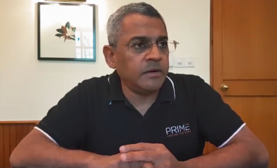 Video: Prime Venture Partners' Sanjay Swamy talks fintech opportunities in India & more