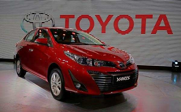 Toyota Yaris Toyota India To Launch Yaris In May 2018 Auto News