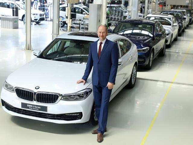 Bmw India Bmw India Launches 6 Series Gran Turismo At Rs 58 90 Lakh