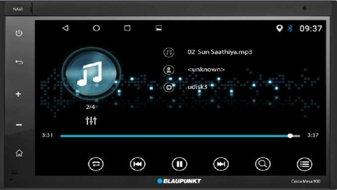 Blaupunkt India Launches Costa Mesa 900