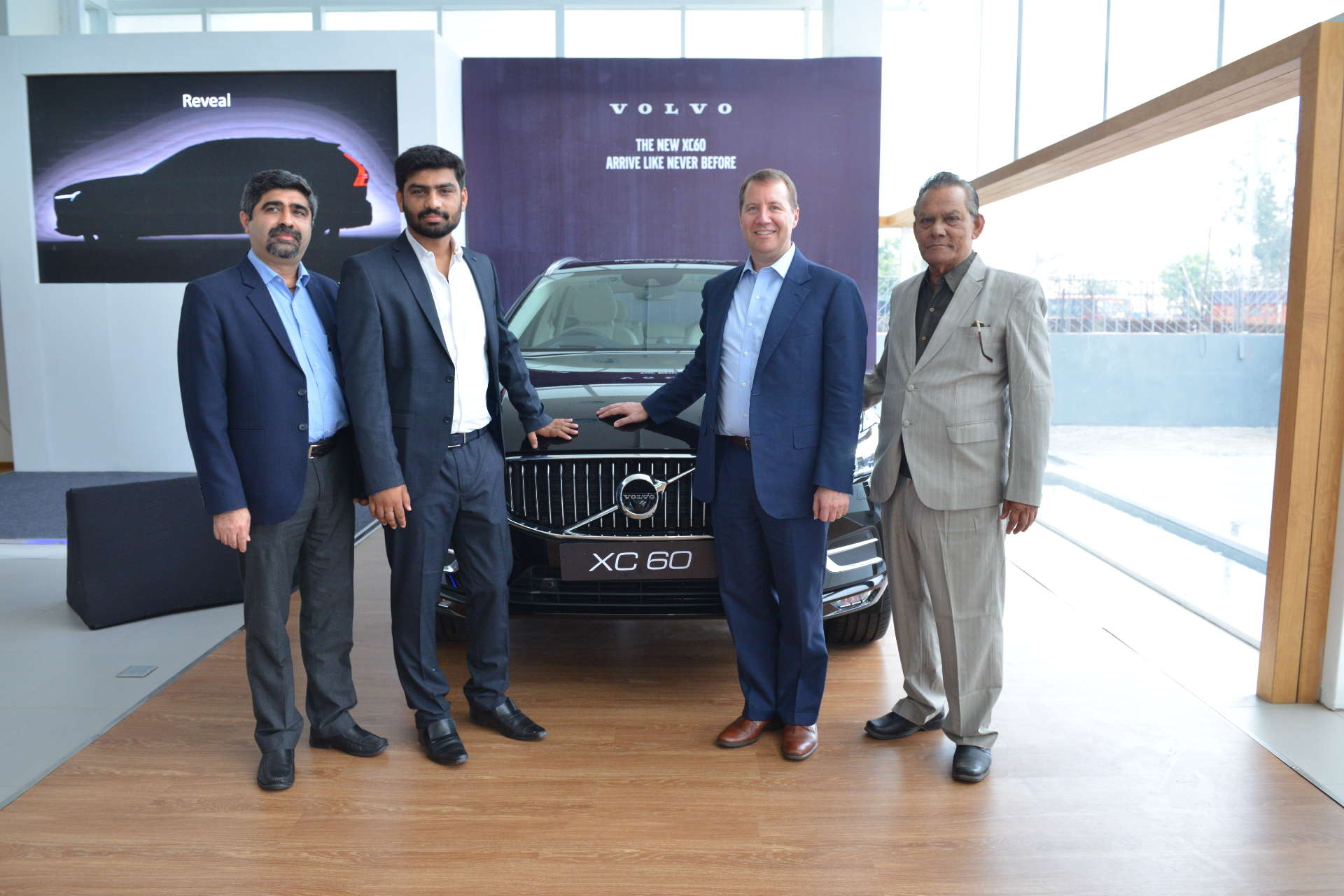 Dealership Volvo Cars Open New Dealership In Raipur Auto News Et Auto