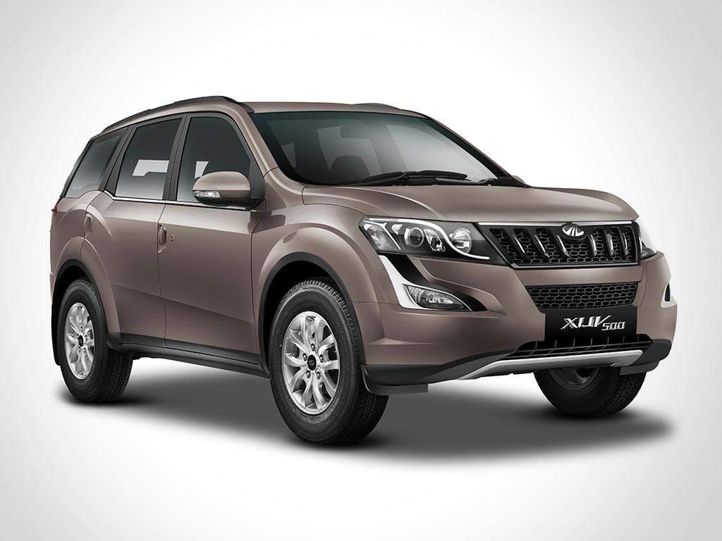 Mahindra Xuv500 Mahindra To Launch New Xuv500 In April 2018 Auto