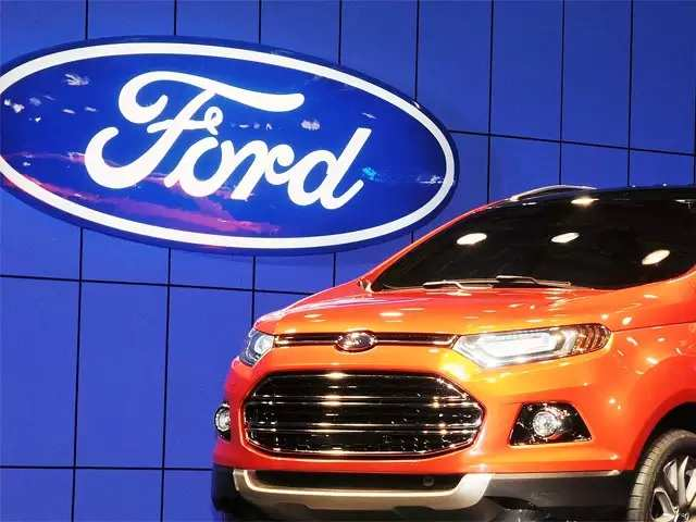 Ford Introduces Manual Transmission Petrol Top End Ecosport Auto