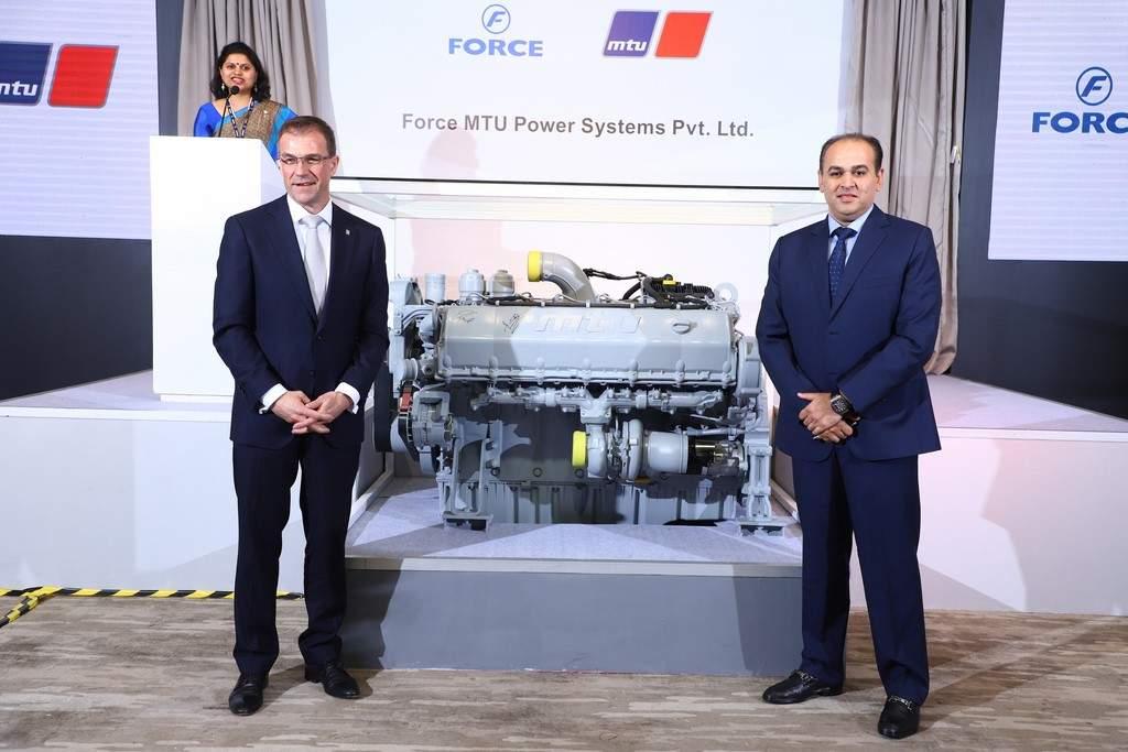rolls royce power systems: Rolls-Royce Power Systems & Force