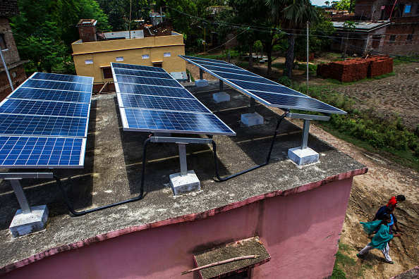 Image result for Surat: First district to have 100% solar powered health centres