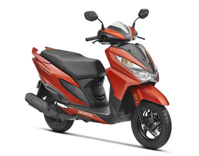 Honda recalls three scooter models to replace front suspension part