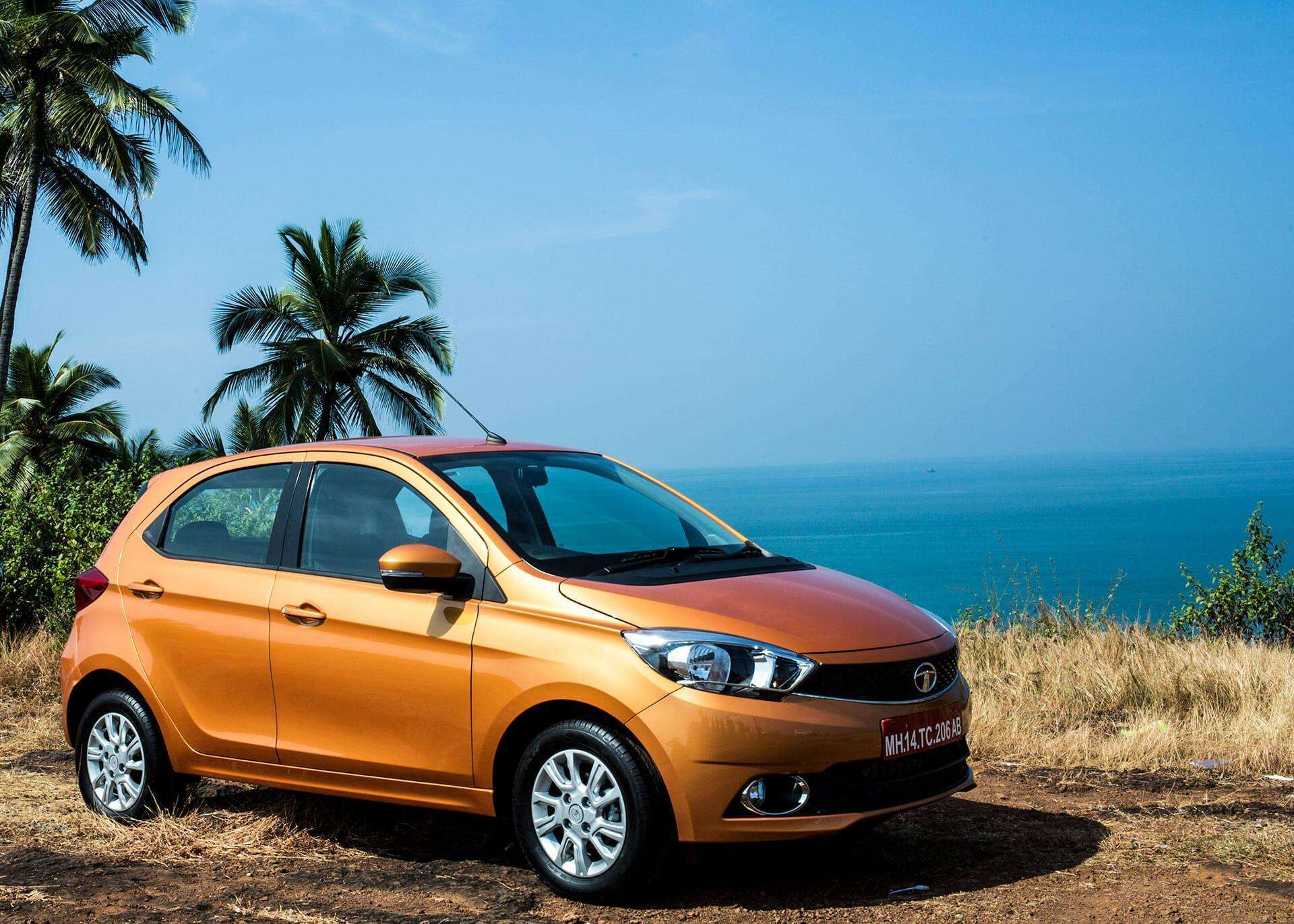 The Tata Tiago Has Been Contributing Over  Per Cent Of The Domestic Sales Of Tata
