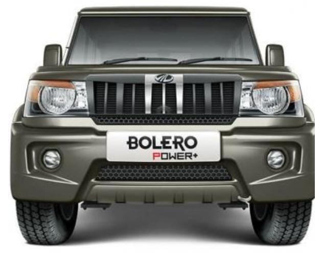 mahindra bolero: Top 5 selling UVs in FY18: Mahindra Bolero