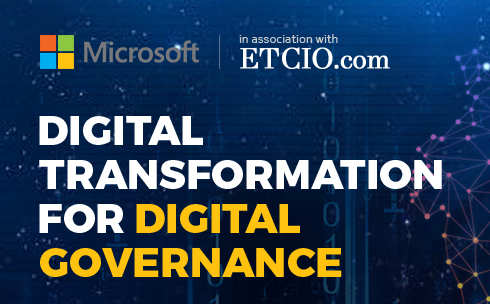 Digital transformation for digital governance: Microsoft
