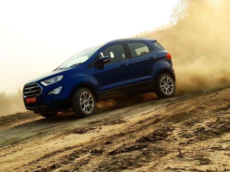 Ford Ecosport: Top 10 exported Cars & SUVs of FY18; Ford EcoSport ...