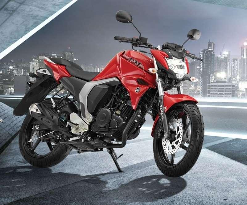 Yamaha FZ bikes: Yamaha FZ motorcycle starts exports to Sri Lanka