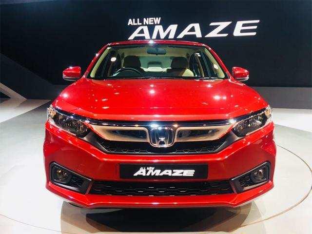 New Honda Amaze 2018 Honda Amaze All You Need To Know Auto News