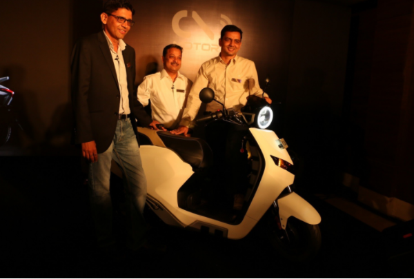 The company is targeting to sell 200,000 scooters in the next two-three years.