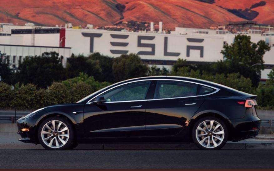 Tesla motors recent news