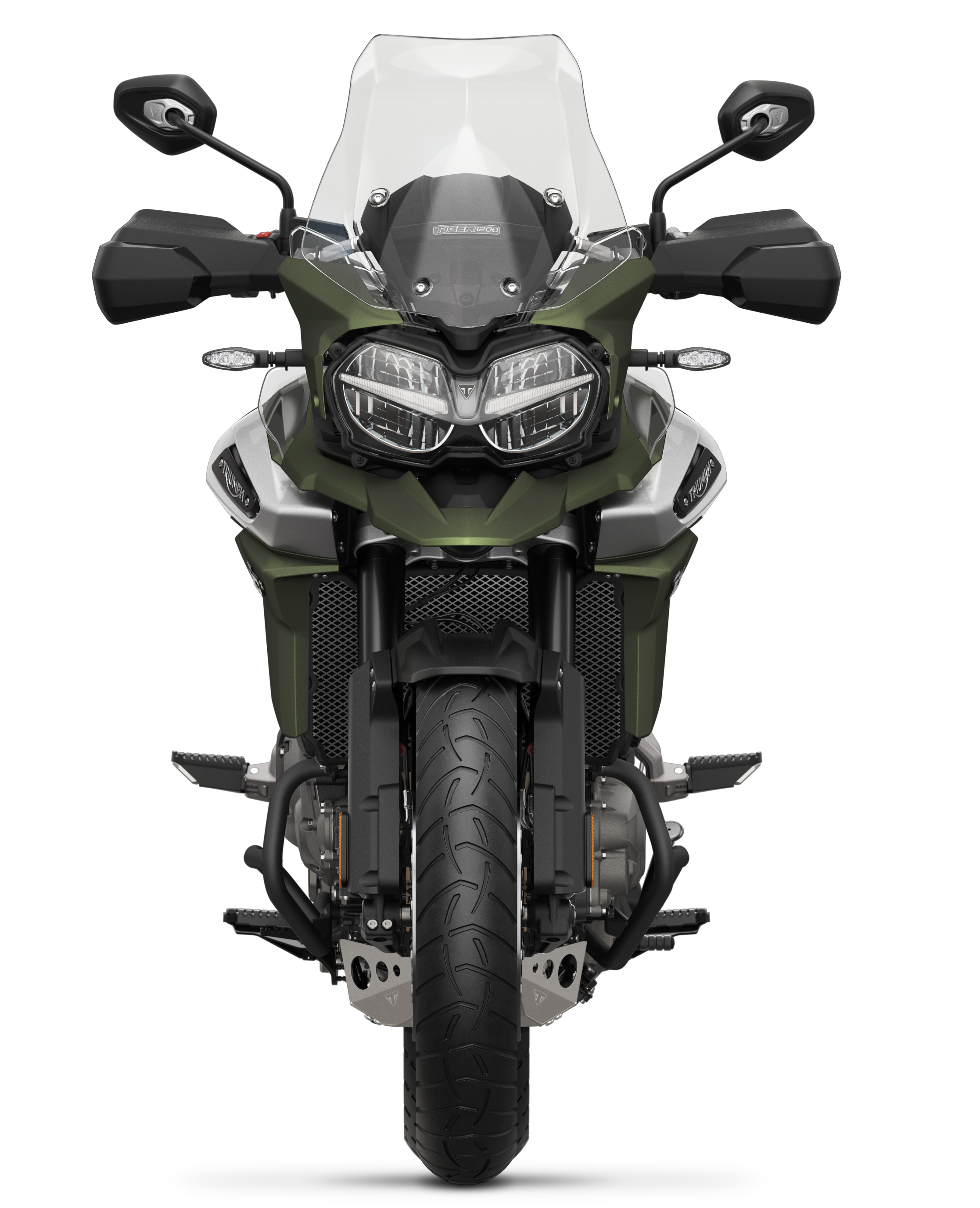 Triumph Tiger 1200 Price Triumph Tiger 1200 Xcx Launched At Rs 17