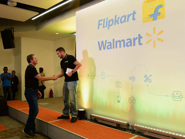 Walmart can invest another $3Bn in Flipkart at the same valuation