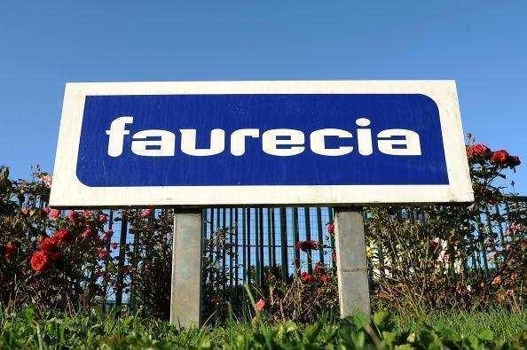 Car parts group Faurecia 2020