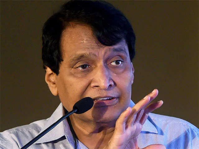 India Worst Affected of Declining Trade & Slow Global Growth: Suresh Prabhu