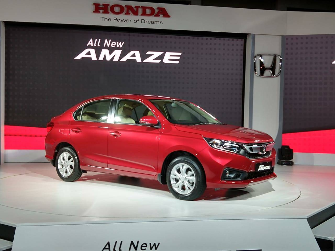 honda amaze: honda cars aims double-digit growth in fy19; expects