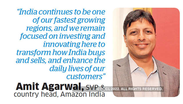 Amazon vs Google: A race to capture India's consumer space