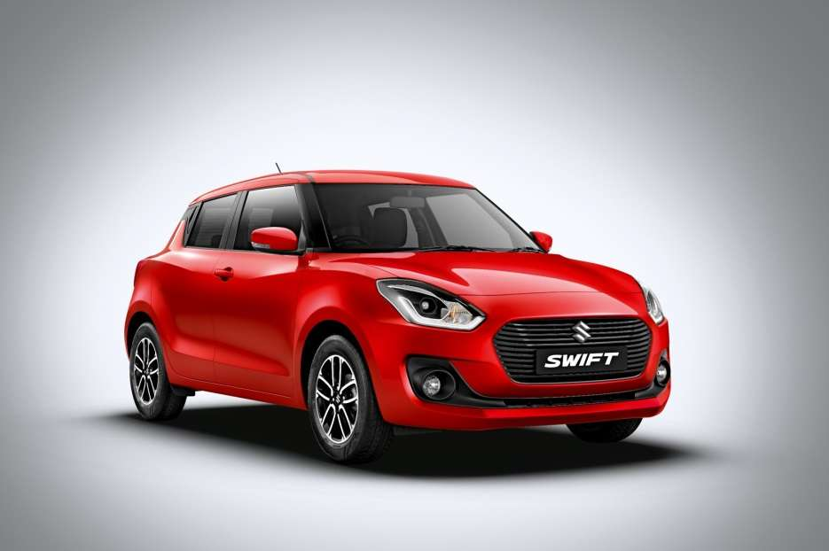 Maruti Suzuki Swift Top 10 Selling Passenger Vehicles In April 2018