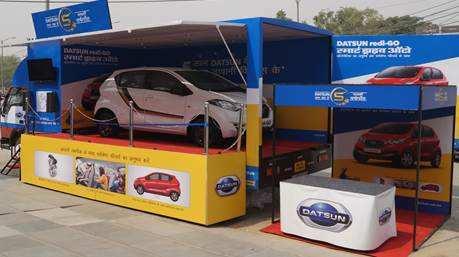 Datsun Redi Go Datsun To Provide Mobility Solutions Via Experience