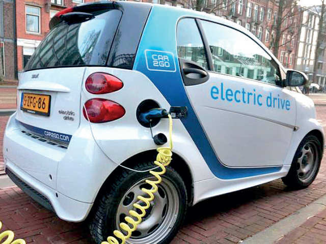 The Number Of Electric Cars Including Battery Plug In Hybrid