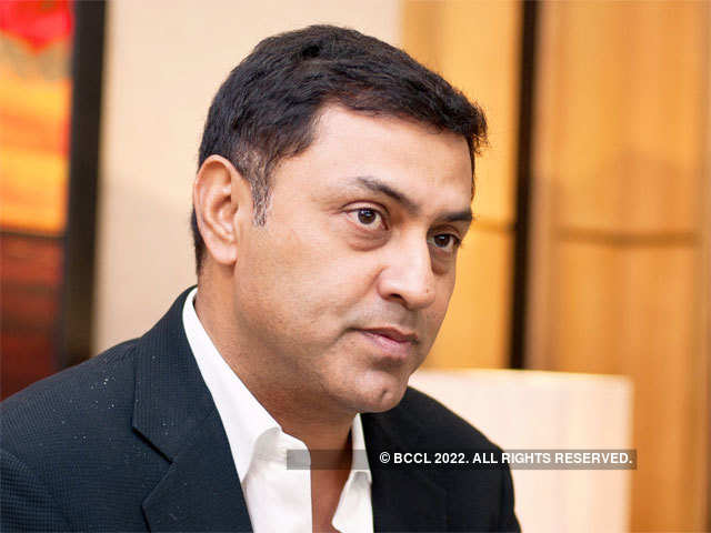 Former SoftBank COO Nikesh Arora is the new CEO of Palo Alto Networks