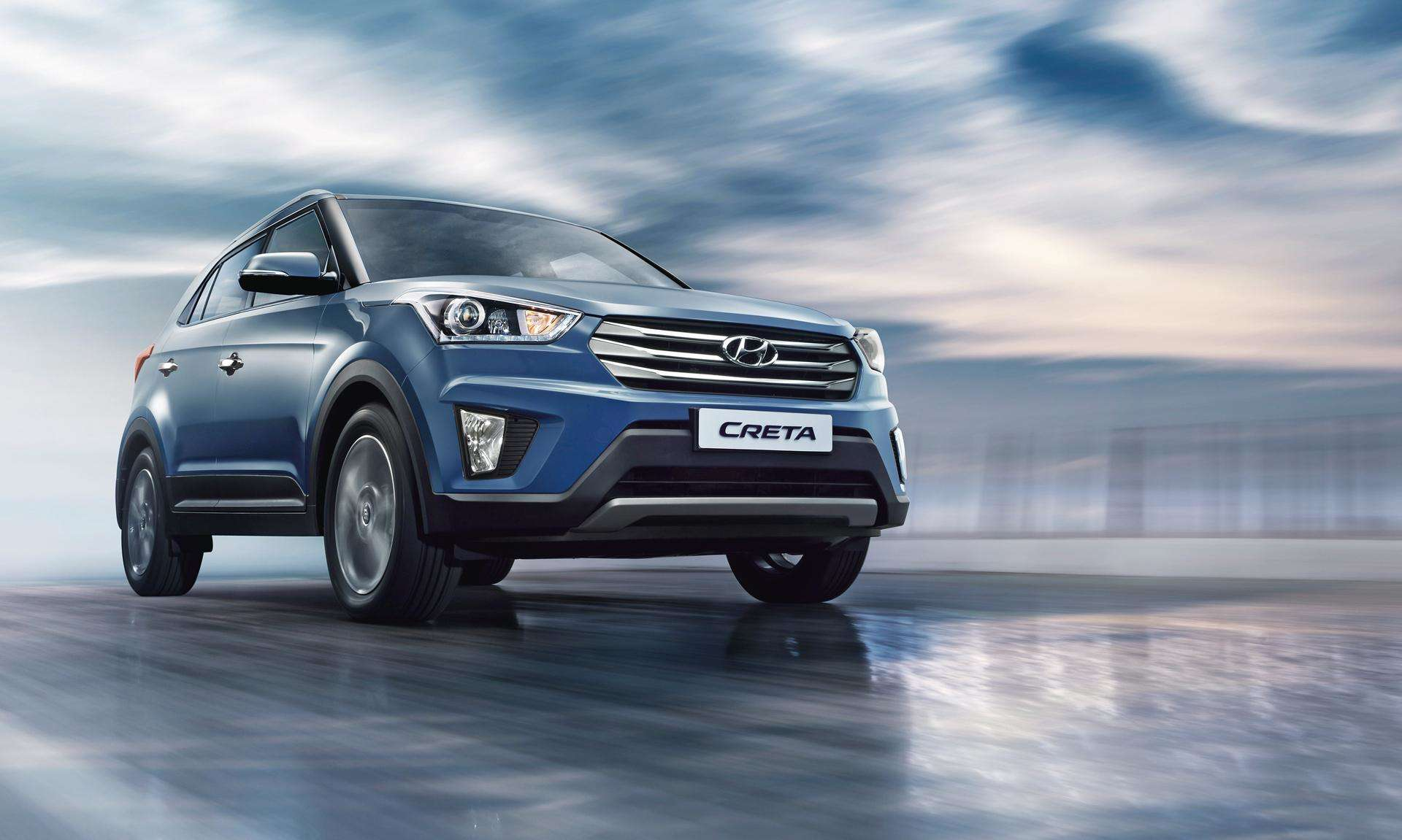 Hyundai Hyundai Creta 2018 Receives 14 366 Bookings 70 000