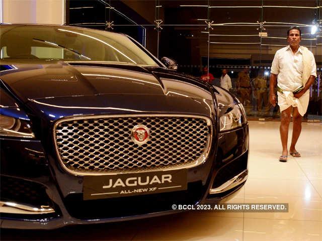 Tata Motors Tata Motors Is Steering Its Luxury Marque Jaguar