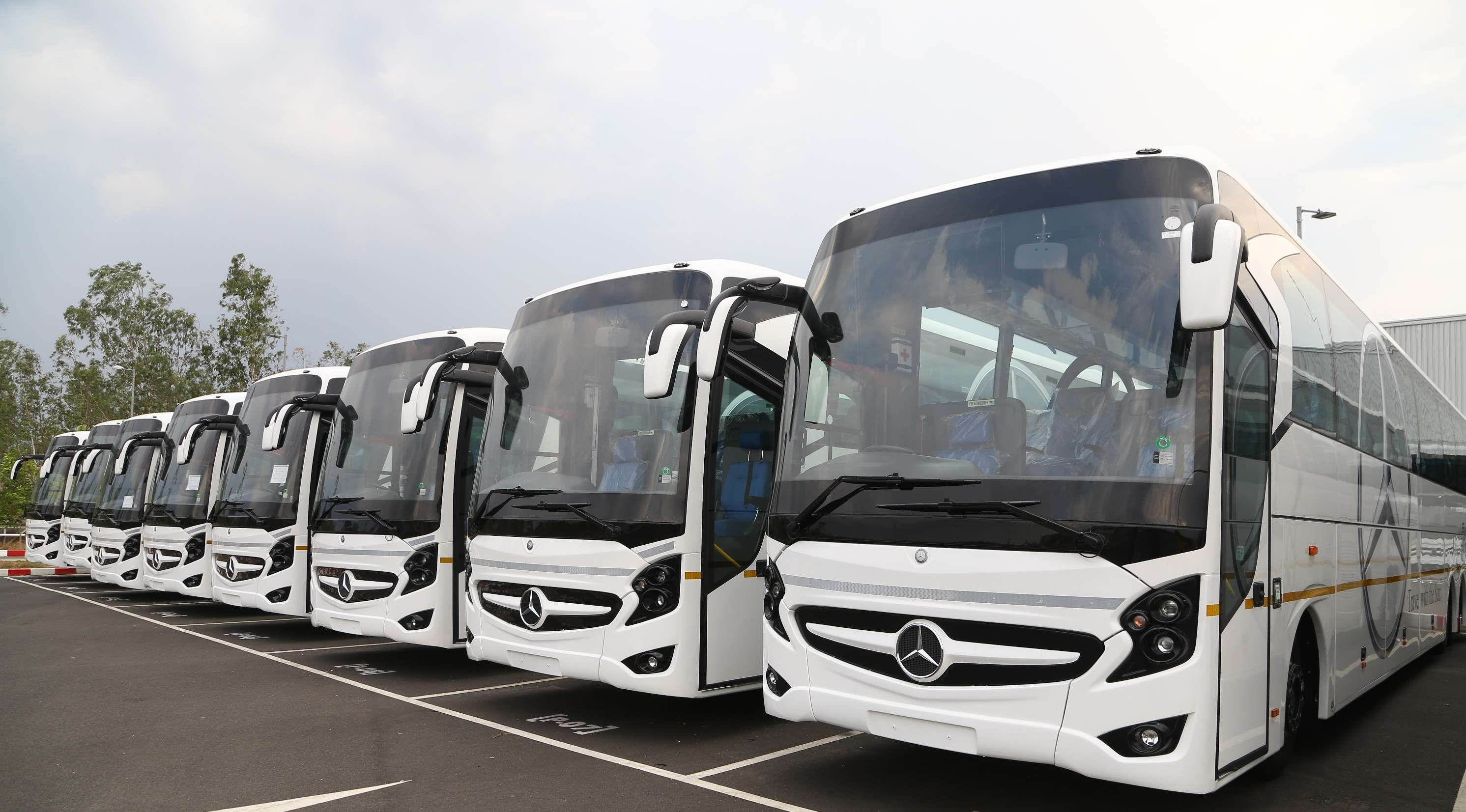 Buses: Daimler Buses India upgrades Mercedes-Benz 2441 SHD
