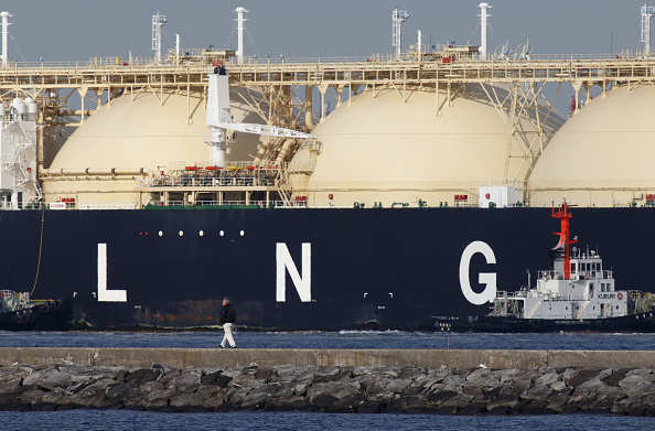 Asian spot LNG prices drop below $10/MMBtu